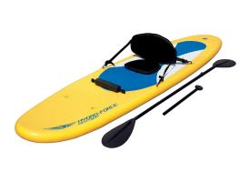 Paddle Gonflable Rip Tide SUP & Kayak 305x76x10cm + Pagaie + Pompe + Sac