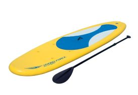 Paddle Gonflable Rip Tide SUP 305x76x10cm + Pagaie + Pompe + Sac