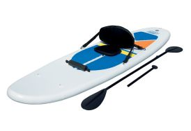 Paddle Gonflable White Cap SUP & Kayak 305x81x10cm + Pagaie + Pompe + Sac