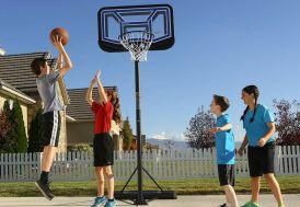 Panier de Basket Ajustable (2,28 à 3,05 m) Streamline 44 Fusion