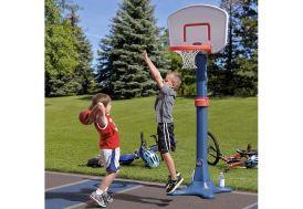 Panier de Basket Réglable pour Enfants 183 cm