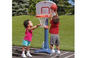 Panier de Basket Réglable pour Tout Petits 122 cm