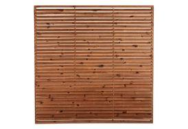 panneau en bois 180 x 180 cm persienne traité autoclave
