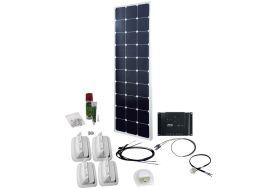 Panneau Solaire de Voyage 90W 12V Kit Solar Peak Six 1.0