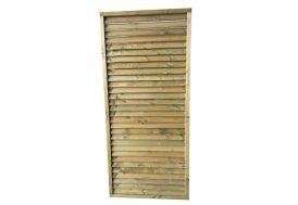 Fen tre etroite pour tonnelle bois toit plat eden plus for Fenetre jalousie en bois