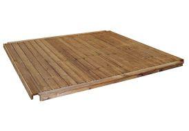 Plancher pour Pergola Bois Eko (258x257,7x7,6cm)