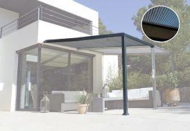 Extension pour Tonnelle Phoenix à Lames Orientables 2x3m