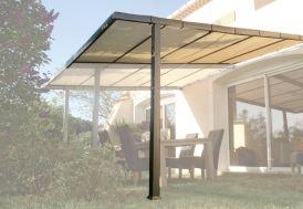 Toile Renforcée 490gr/m² pour Extension Tonnelle Phoenix Evolution