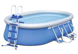 piscine ovale autoportante 15033 litres
