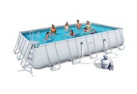 piscine tubulaire rectangulaire 14812 litres