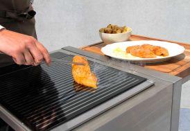 Plaque de cuisson Infrarouge Grill 40cm 2400 W