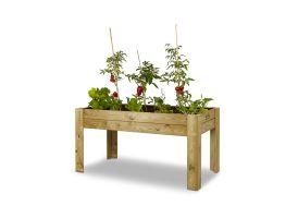 Potager surélevé en bois autoclave Gardenbrico XL80  Hortalia