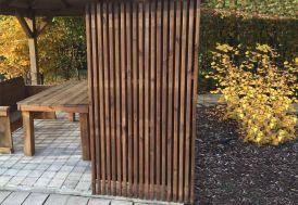 Panneau Bois Traité Barcelona 0,90 x 1,80 m (l,h)