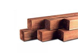 Poteaux pour Panneaux Bois Solid (9x9x240) - A partir de 5