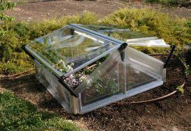 Serre de Jardin Polycarbonate Gaya châssis 1,1m²
