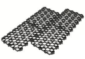 Dalles de stabilisation pour gazon en polyéthylène haute densité Bera Grass Fix
