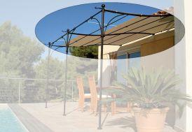 Store pour Tonnelle Provence 3x4