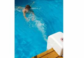 Systeme de nage a contre-courant Weka