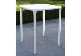 Table de Jardin en Résine 59x59x72cm (l,l,h)