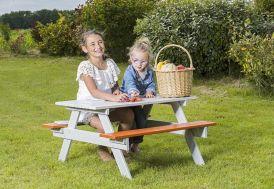 Table de Pique-Nique pour Enfants en Bois Picnic