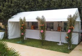 Tente de Réception (3x6)