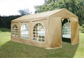 Tente de Réception Beige 6x3 - 6x4 ou 8x5 m