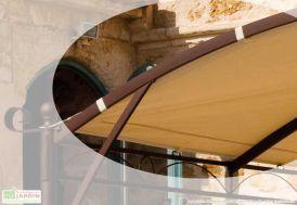 Toile pour Extension 2x3 m (Tonnelle Fer Forge Illusion 4x3m)