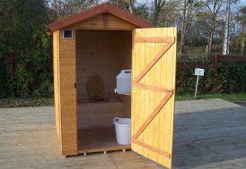 Toilettes Sèches Extérieur (120 x 160)