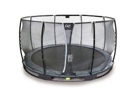 Trampoline Enterré avec Filet Elegant Premium Ground ø 366 cm