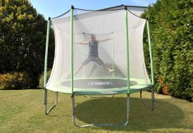 Trampoline + Protection Ø 420 cm