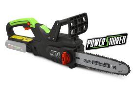 Tronçonneuse sans fil sur batterie 20V PowerShared