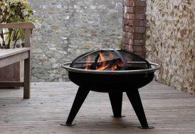 Barbecue Braséro Charbon de Bois Urban 550