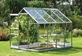 Serre de Jardin en Verre Trempé VENUS 5000